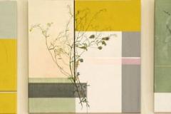 Meditative landscape-wild-flowers